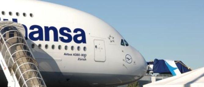 Fluginfo Lufthansa