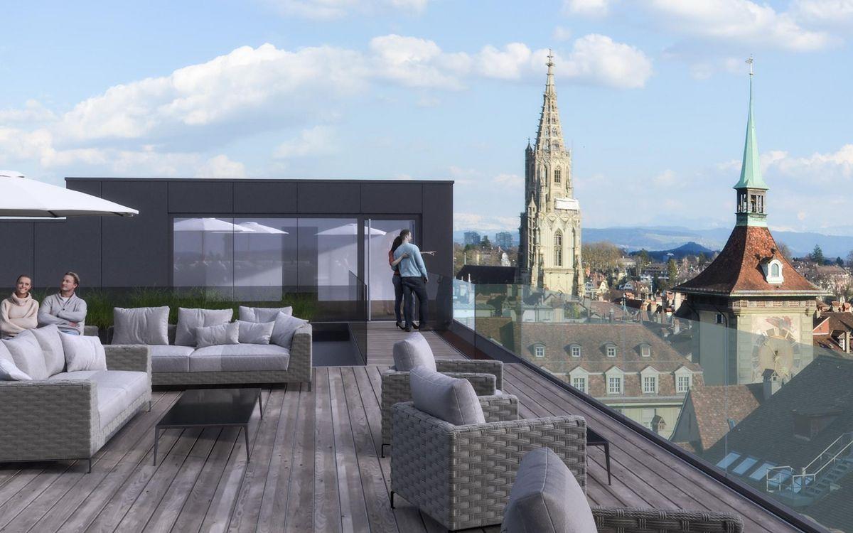 Hotel Bern Startet In Die Zukunft Htr Ch
