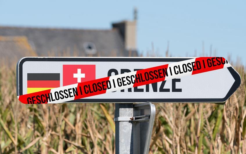 Grenze Deutschland Holland Noch Offen