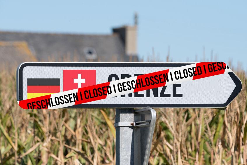 Grenzschließung Dänemark