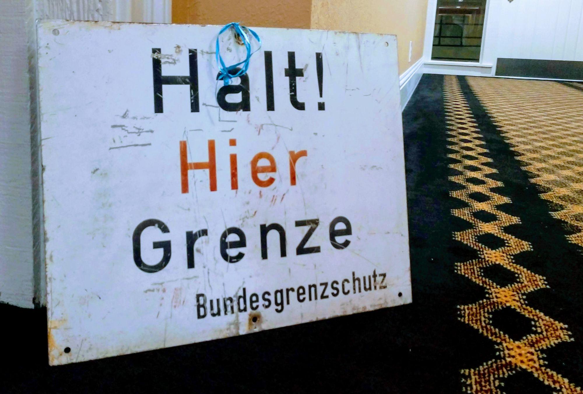 grenzen schweiz deutschland